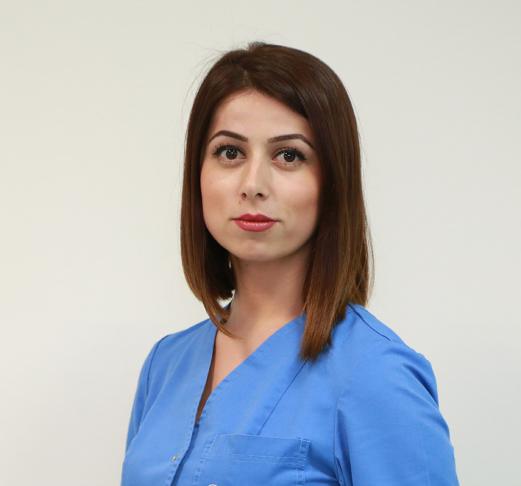 Emina Ajdin - Head nurse