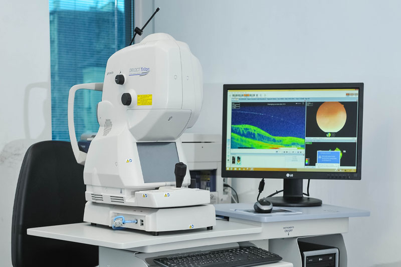 A new drug for degeneration of the macula in the survey conducted at Svjetlost