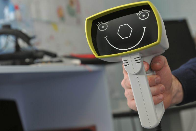 Plusoptix auto refraktometar