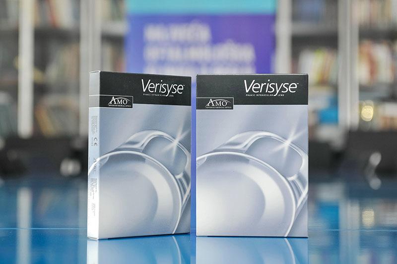 Amo verisyse phakic intraocular lens
