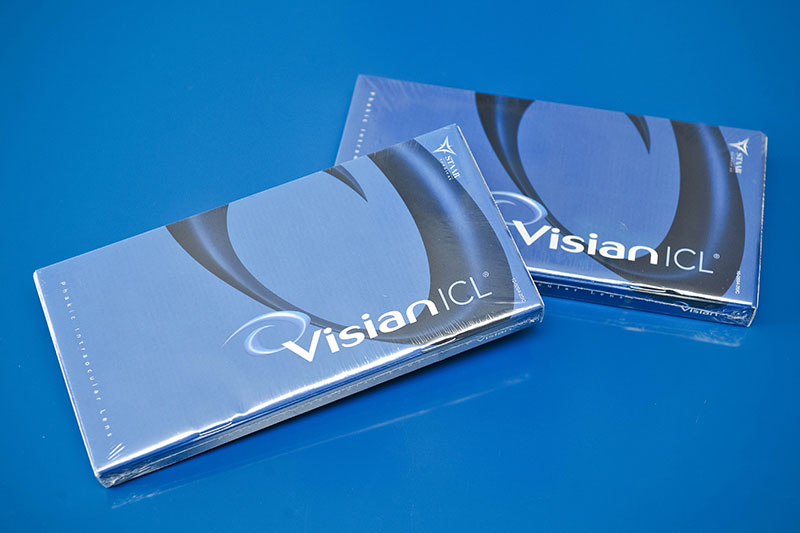 Staar Surgical Visianicl Phakic Intraocular Lens