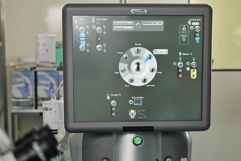 Uređaj za vitrektomiju