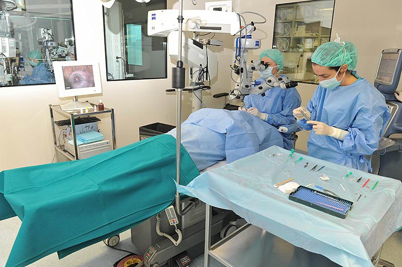 Operacija mrene